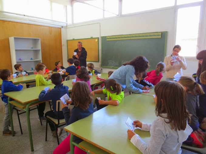 Activitats per a escoles