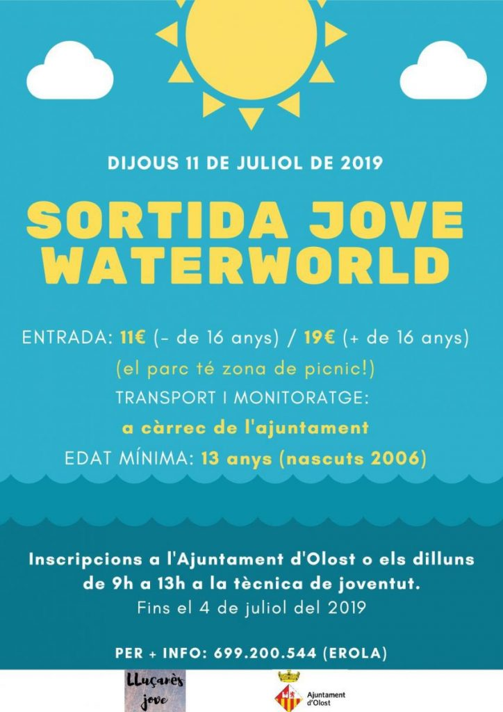 Sortida a Waterworld
